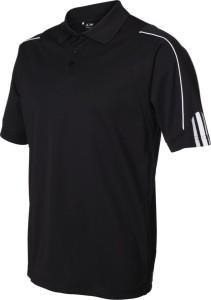 adidas golf a76 men's climalite golf shirt