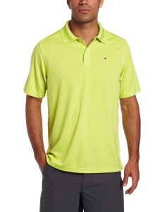 callaway men's razr solid performance polo