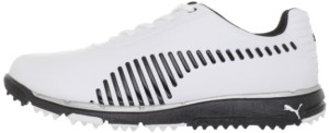 puma faas grip spikeless golf shoe side view