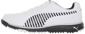 puma faas grip spikeless golf shoe side view