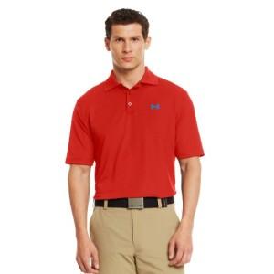 under armour ua performance polo golf shirt
